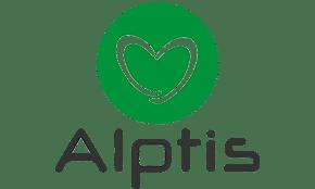logo de la compagnie ALPTIS