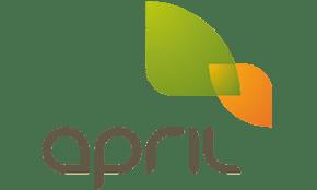 Logo April compagnie d'assurance en mutuelle santé est certifié par Véritas
